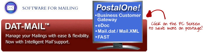 Mailing Software for Business with Intelligent Mail Support