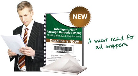 Prepare for January 2013 & 2014 Intelligent Mail. Be prepared or you could be out of business.