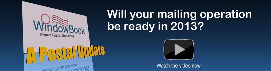 Will Your Mailing Operation Be Ready In 2013