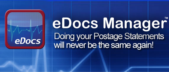 eDocs Monitor - Automate PostalOne Mailings